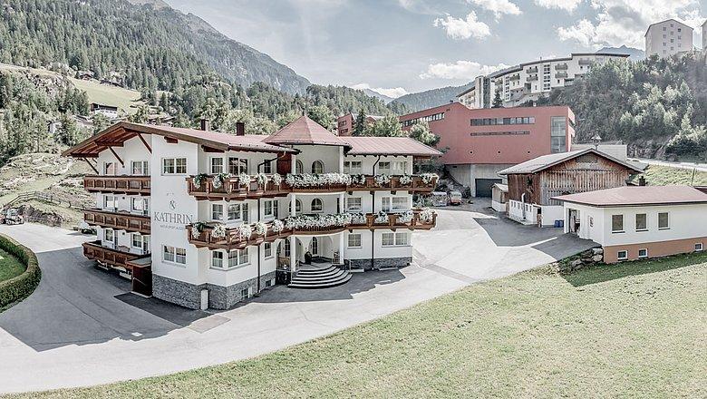 Appartements & Zimmer individuell kombinierbar