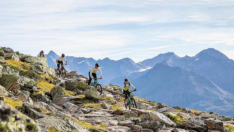 Bikeschule Ötztal & Bikeschule Ride On