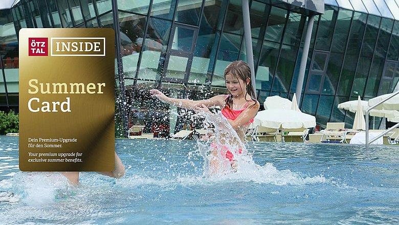 Sommer-Traumtage  inkl. kostenloser Ötztal Inside Summer Card