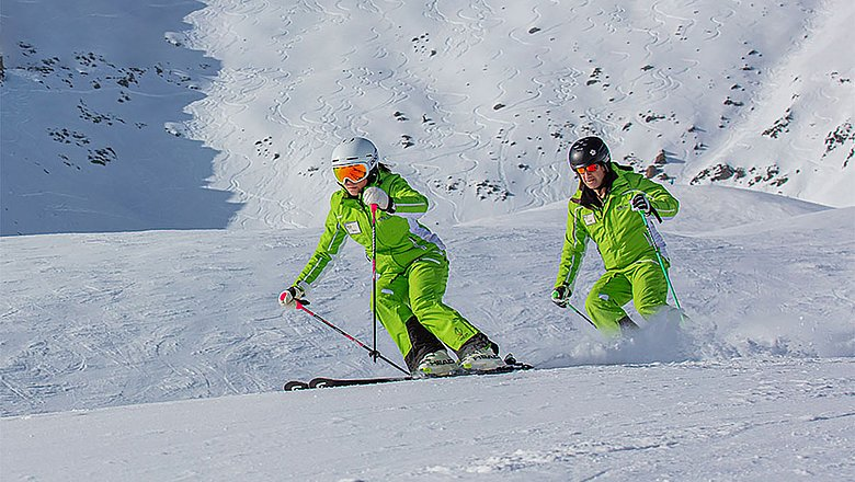 Skischule Sölden-Hochsölden & Skischule Ötztal