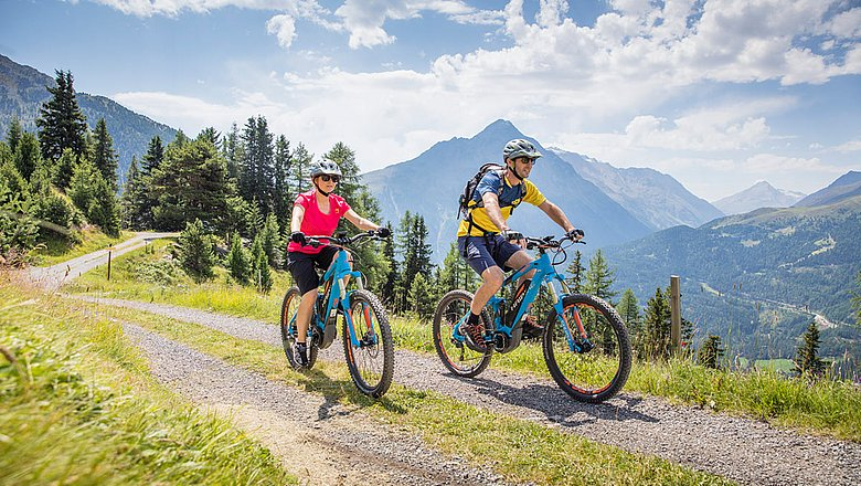 MTB & Cycle Holiday